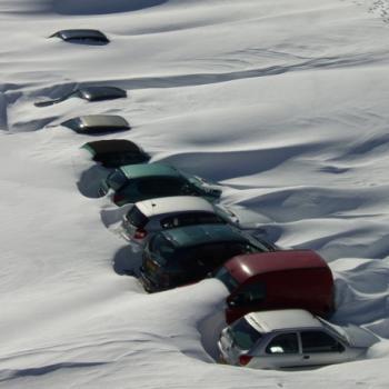 Retour sur la tempête de neige de mars 2013 sur le nord-ouest de la France