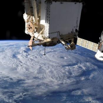 Quels phénomènes météorologiques pourront être observés par Thomas Pesquet depuis l'ISS?