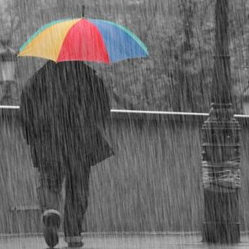 Fortes pluies pour le 1er mai 2021 sur l'Est de la France