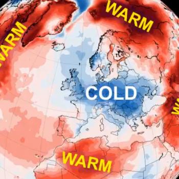 Avril et début mai très frais sur la France et l'Europe: Une tendance globale?