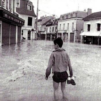 Orages et inondations des 31 mai et 1er juin 1992 en Île-de-France