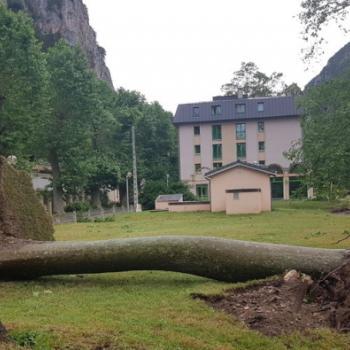 Suivi des violents orages en France les mercredi 16 et jeudi 17 juin 2021