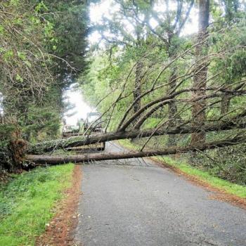 Tempête Zyprian en Bretagne ce 6 juillet 2021 : rafales records à plus de 140 km/h !