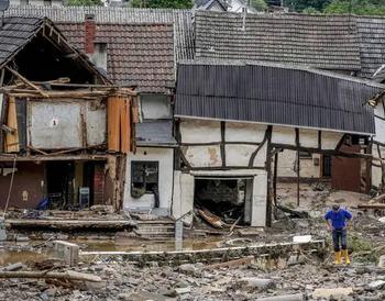 Inondations de la mi-juillet 2021 : une catastrophe climatique en Allemagne et Belgique