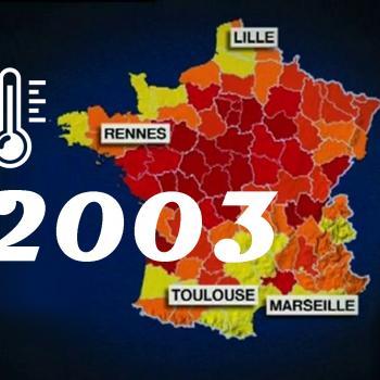 Retour sur la canicule historique et meurtrière d'août 2003 en France