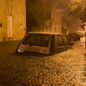 Bilan des orages & inondations du 8 septembre 2021 dans le sud-ouest, notamment à Agen