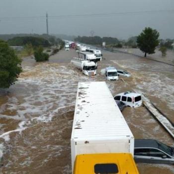 Alerte rouge : orages diluviens & inondations sur le Languedoc et Nîmes ce 14 septembre 2021