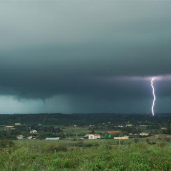 Orages et fortes pluies sur une partie de la France ce week-end des 25 et 26 septembre 2021