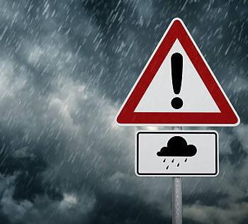 Vent, orages, pluies abondantes : forte agitation en France pour le premier week-end d'octobre 2021