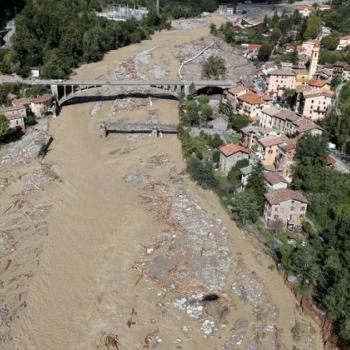 Un an après la catastrophe de la tempête Alex dans les Alpes-Maritimes