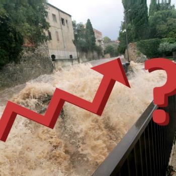Des épisodes méditerranéens plus fréquents et plus violents à cause du réchauffement climatique ?