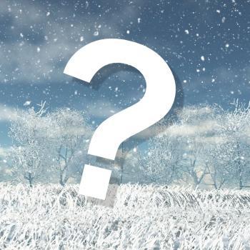 L'hiver 2021/2022 sera-t-il froid?