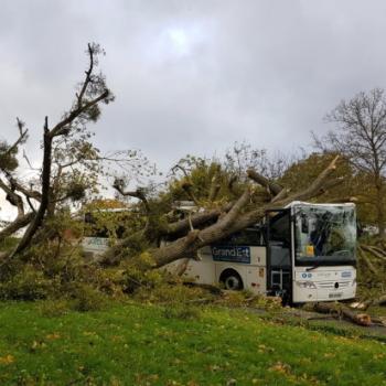 Bilan de la tempête Aurore sur la moitié nord de la France en nuit du 20 au 21 octobre 2021