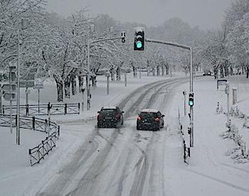 Un hiver 2010-2011 pas si froid que cela...