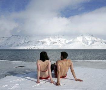 La fonte de la banquise Arctique bat des records