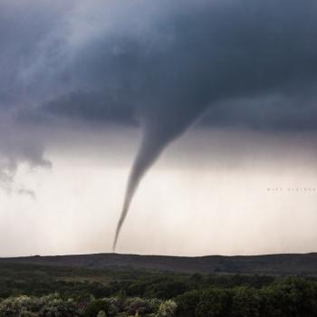 Forts orages et tornades dans le sud de la France