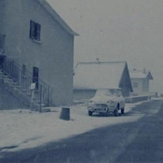 Froid et chutes de neige en plaine mi-octobre 1975