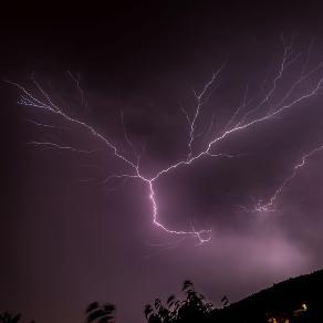Vos photos des orages de la première quinzaine de juin