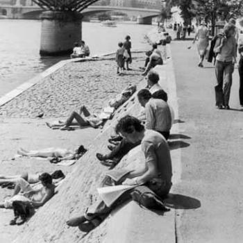 Début Mai 1976 : plus de 30° à Paris !