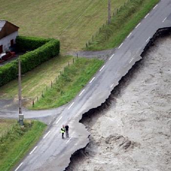 Deux ans après les inondations dramatiques près des Pyrénées