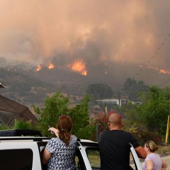 La Californie face à la canicule et aux incendies