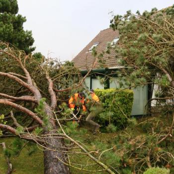 Bilan de la tempête Nannette sur le Nord-Ouest