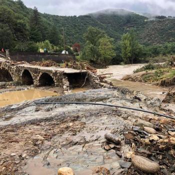 Orages, inondations, tornades : week-end d'intempéries dans le Sud-Est