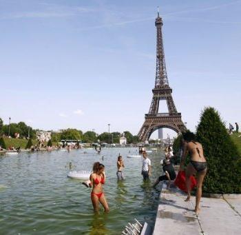 Records de chaleur du dimanche 19 août 2012