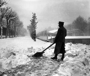 Historique des offensives hivernales début Novembre