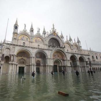 Acqua Alta historique : Venise sous les eaux
