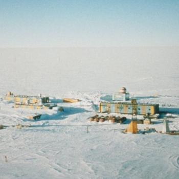 -80°C à Vostok en Antarctique