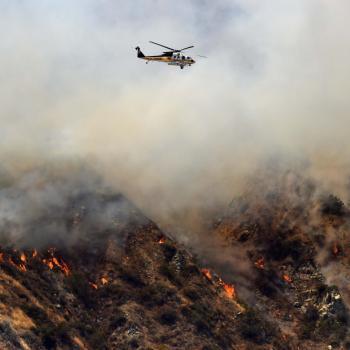 Chaleur extrême et incendies dans le Sud-Ouest Américain