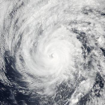 Taïwan frappé par le typhon Nepartak