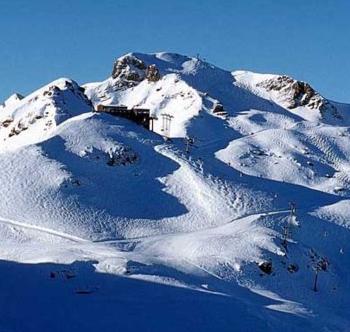 Enneigement en montagne - Point de la mi-février