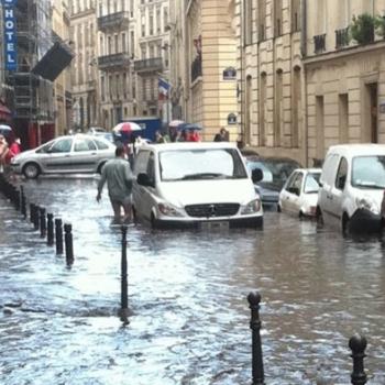 Crue centennale de la Seine : des exercices de simulation à Paris