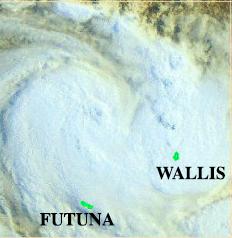 Cyclone Amos: les Samoa en ligne de mire après Wallis et Futuna