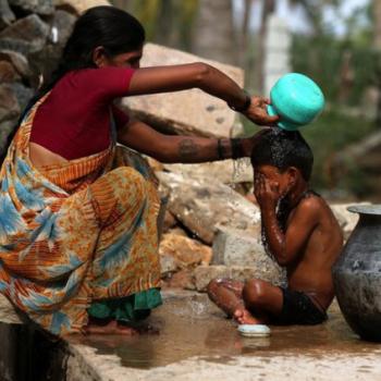 Vague de chaleur exceptionnelle dans le Sud-Est de l'Asie
