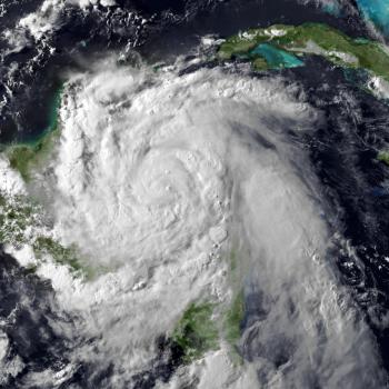 Le cyclone Earl frappe l'Amérique Centrale