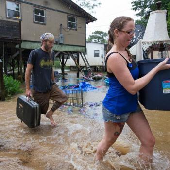 Inondations et vague de chaleur aux Etats-Unis