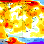 Nouveau record de douceur mondial en juillet selon la NASA