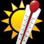 Première très forte chaleur de l'année