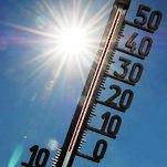 De nouveaux records de chaleur tombent à l'Ouest