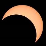 Eclipse de soleil du 1er septembre sur La Réunion