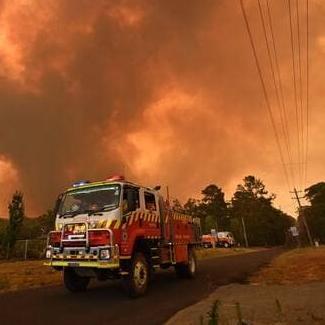 L'Australie en proie à des incendies violents et hors de contrôle