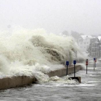 Tempête et phénomènes de surcote ce lundi