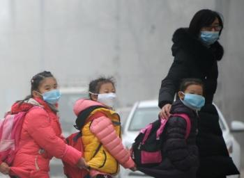 Coronavirus : météo et pollution comme facteur aggravant ?