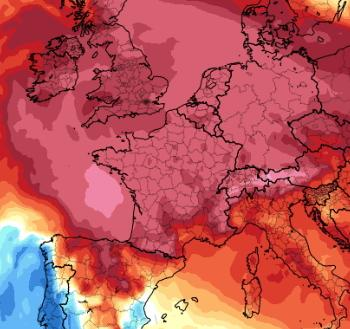 Épisode de fortes chaleurs sur la France à partir du week-end