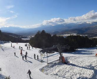 Enneigement en montagne : gros contrastes pour les vacances d'hiver