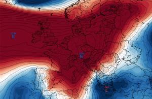 Grand retour de l'anticyclone pour la seconde quinzaine de mars