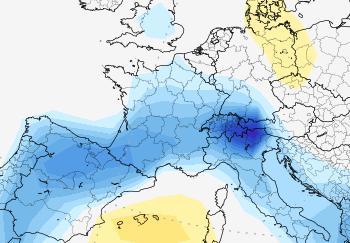 Première quinzaine de juin plus fraîche que la normale en France